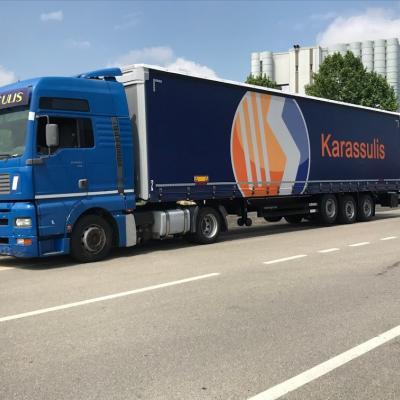 Karassulis S.A. | Ο ηγέτης του κλάδου των οδικών μεταφορών στη βόρεια Ελλάδα